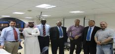 College of Engineering Wadi- Aldawasser receives a delegation from the University Malaysia Perlis (UniMAP)