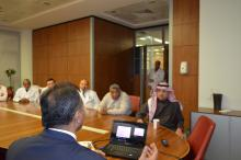 Presentation of International Collaboration Program in College of Medicine (16-02-2014)